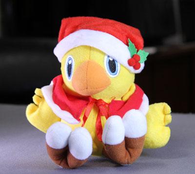 Final Fantasy Chocobo Santa 6