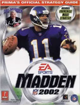 Madden NFL 2002 Official Strategy Guide