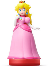 amiibo Peach Super Mario