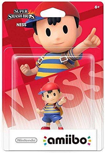 amiibo Ness Super Smash Bros.