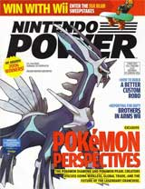Nintendo Power Volume 215 Pokemon Diamond