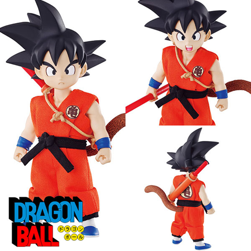 Dragon Ball Son Goku DoD Figure Childhood Version