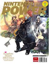 Nintendo Power Volume 243 Kingdom Hearts 358/2