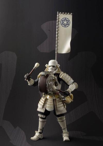 Star Wars Movie Realization Taikoyaku Storm Trooper Action Figure