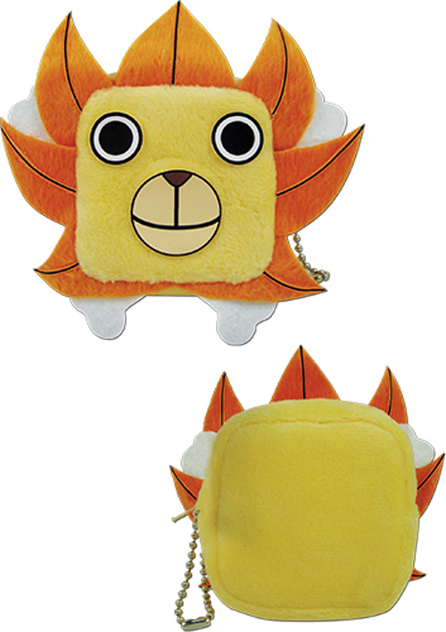 One Piece Going Sunny Cube Coin Purse