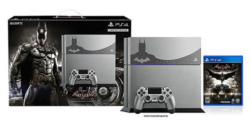 Sony Playstation 4 500GB Batman: Arkham Knight Limited Edition Bundle