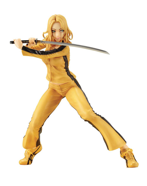 Kill Bill The Bride 1/7 Scale Bishoujo Statue