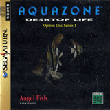 Aquazone Desktop Life Option Disk Series 1: Angel Fish