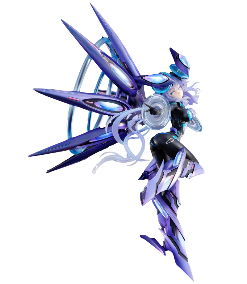 Hyperdimension Neptunia Purple Heart Next Version 1/7 Scale Figure