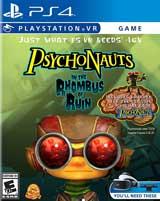 Psychonauts: In the Rhombus of Ruin VR