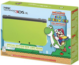 New Nintendo 3DS XL Lime Green Special Edition