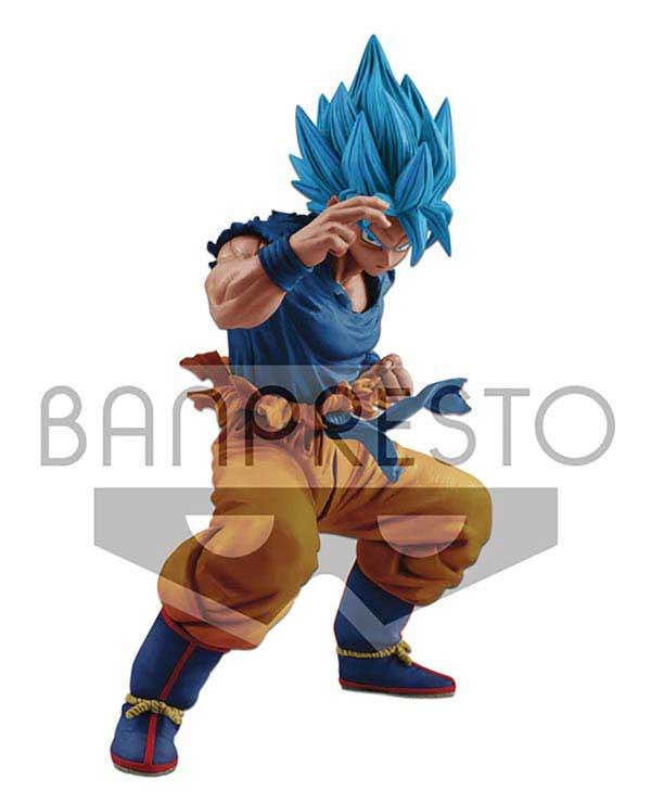 Dragon Ball Super: Masterlise Super Saiyan God Super Saiyan Son Goku Figure