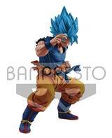 Dragon Ball Super: Masterlise Super Saiyan God Super Saiyan Son Goku Figure