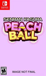 Senran Kagura: Peach Ball