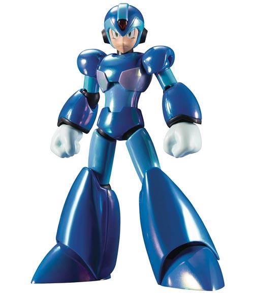 Mega Man X Premium Charge Shot 1/12 Scale Plastic Model Kit