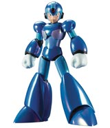 Mega Man X Premium Charge Shot 1/12 Scale Plastic Model Kit