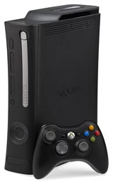 Microsoft Xbox 360 Elite 120GB Refurbished System - Grade A