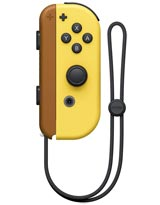 Nintendo Switch Right Let's Go Pikachu & Eevee Joy-Con Controller