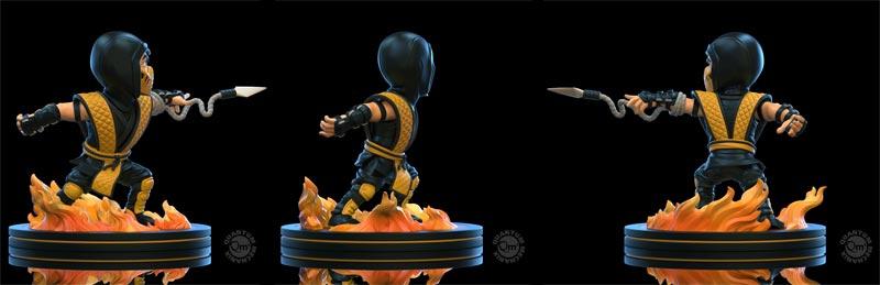 Mortal Kombat Scorpion Q-Fig extra img
