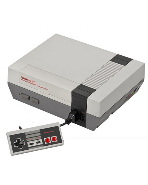 Nintendo Entertainment System NES Original Model