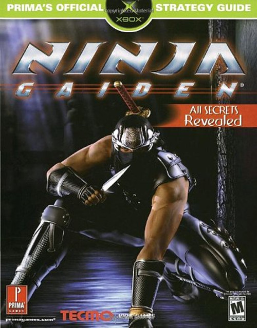 Ninja Gaiden Prima Official Strategy Guide
