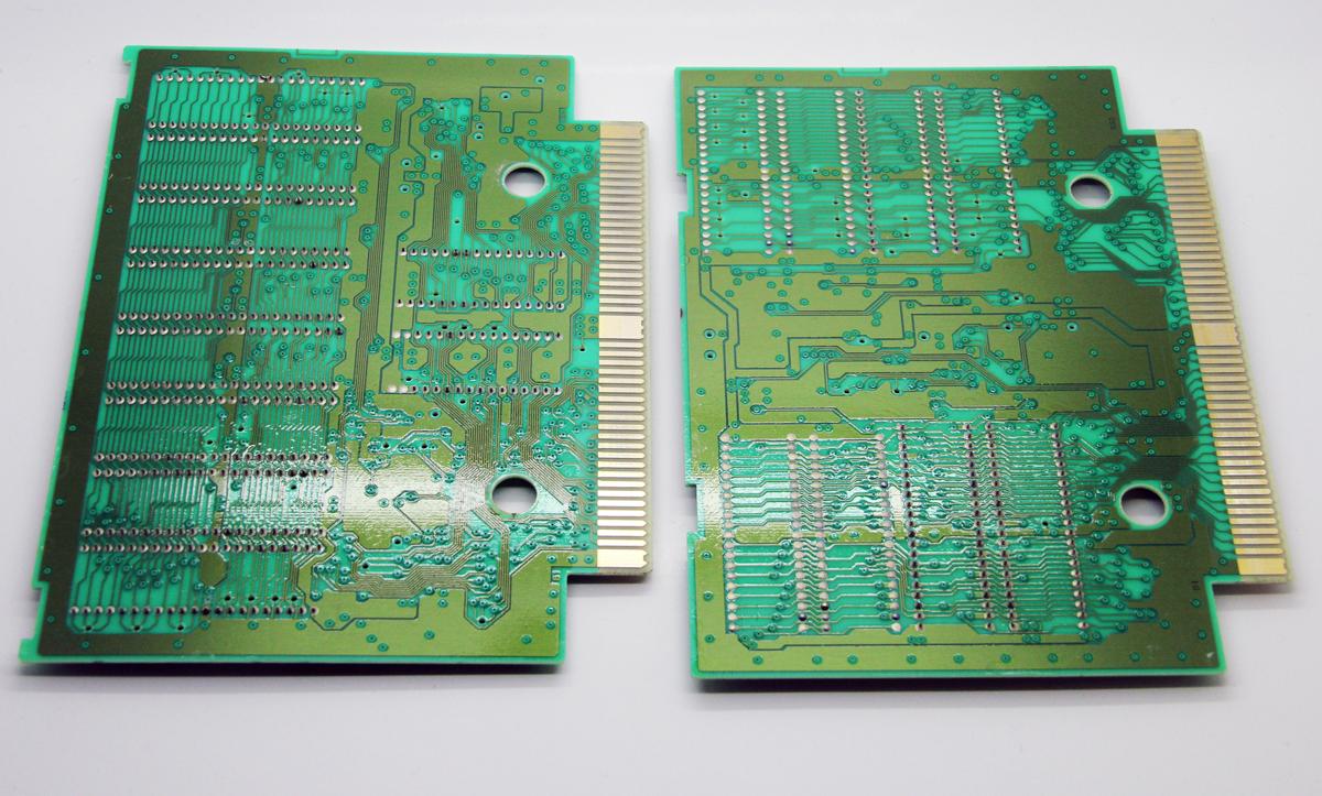 Pulstar Bottom of genuine PCB boards