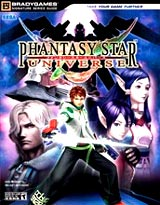 Phantasy Star Universe Officeal Strategy Guide