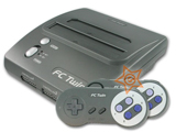 FC Twin NES / S-NES System Black