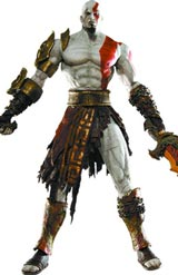 God of War Kratos 12 inch Action Figure