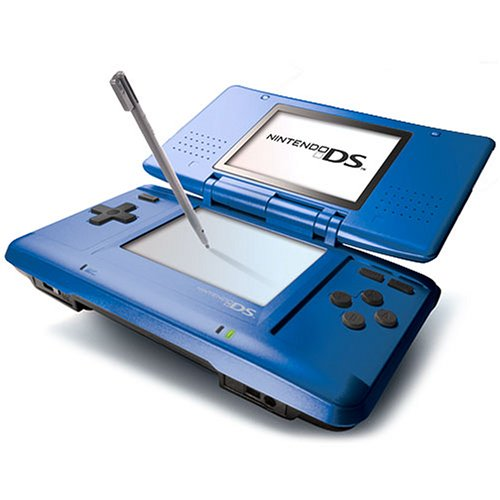 Nintendo DS Replacement Case (Blue)