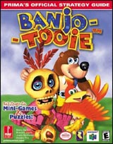 Banjo-Tooie Official Strategy Guide