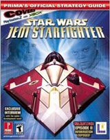 Star Wars: Jedi Starfighter Official Strategy Guide Book