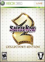 Saints Row 2 Collectors Edition