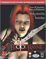 BloodRayne Official Strategy Guide Book