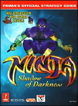 Ninja Shadow of Darkness Strategy Guide