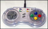 SNES SN ProPad Controller