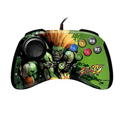 Xbox 360 Street Fighter IV FightPad - Blanka