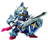 SD Gundam Chogokin SDX Knight Gundam Action Figure