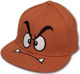 Nintendo Goomba Face Cap