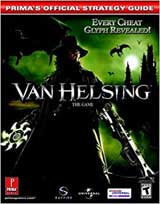 Van Helsing Official Strategy Guide Book