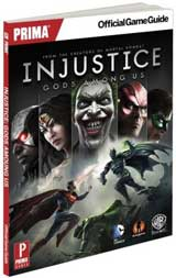 Injustice: Gods Among Us Official Strategy Guide