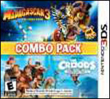 Madagascar 3 & The Croods: Prehistoric Party Combo Pack