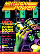 Nintendo Power V24: Vice Project DOOM