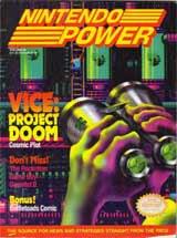 Nintendo Power V24: Vice Project DOOM