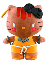 Sanrio X Street Fighter Dhalsim 10 Inch Plush