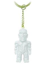 Attack on Titan: Luminous Mascot Keychain