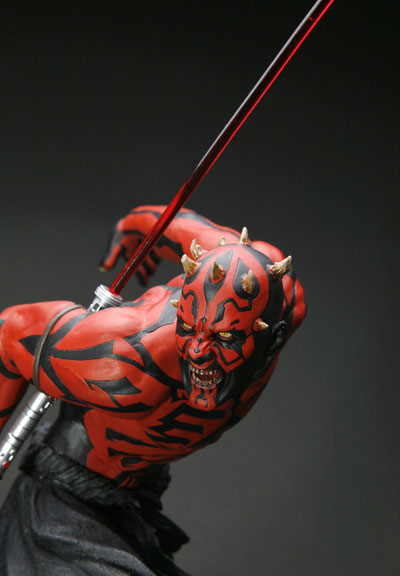 Star Wars Darth Maul ARTFX 1/7 Scale 11 Inch Statue Ukiyo-E Version