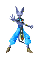 Dragon Ball Beerus S.H. Figuarts Action Figure