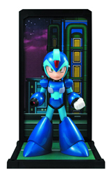 Mega Man X: Mega Man Tamashii Buddies Figure