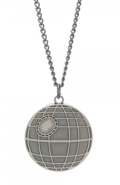 Star Wars Deathstar Necklace